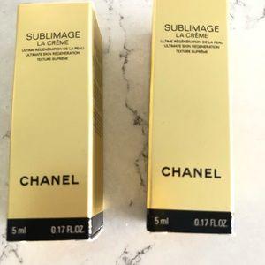 Chanel La Creme lotion 9.17 Fl oz New!